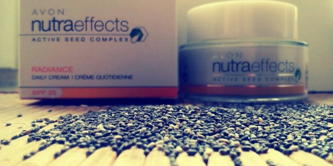Avon nutra effects i nasiona Chia