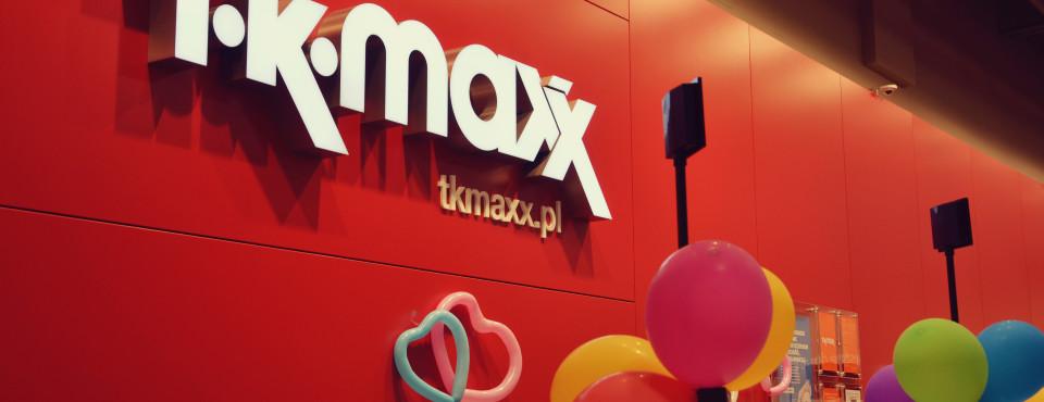 TK MAXX Łódź – fotorelacja z zakupów