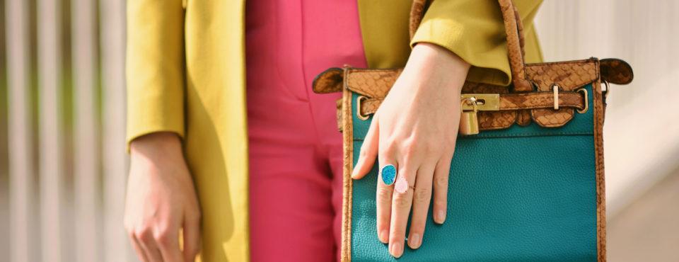 Kolorowa elegancja